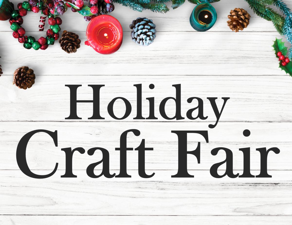 Holiday Craft Fair City Of Redlands