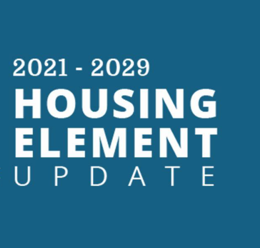 2021 - 2029 Housing Element Update image