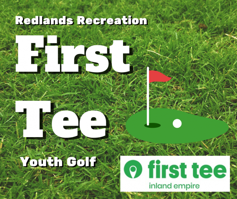 Redlands Recreation First Tee Youth Golf