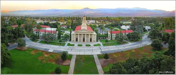 University of Redlands today