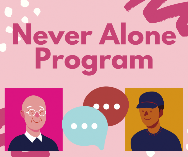 Never Alone Program