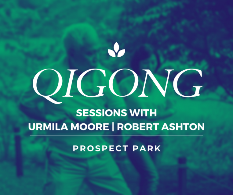 Qigong sessions with urmila prospect park