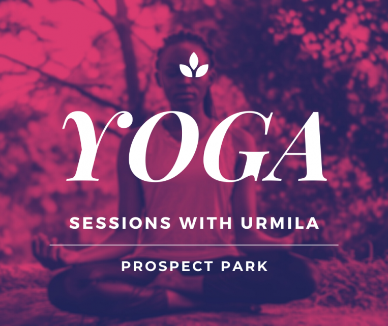 Yoga sessions with urmila prospect park