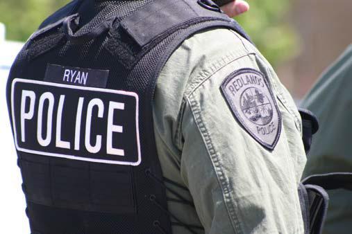 Police - City of Redlands