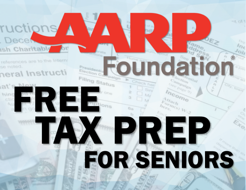 AARP Foundation Free Tax Prep for Seniors